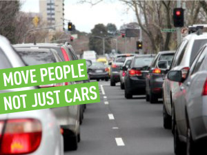 People not cars