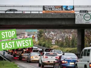 Stop East West