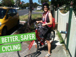 Better, Safer Cycling